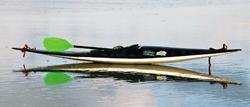 a surf kayak