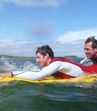 SLS lifeguard course