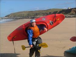 surf kayak training 3 star