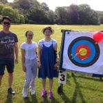 H2O training archery