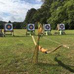 Archery targets Clowence and H2O Training