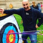 Good shot Archery at Clowence